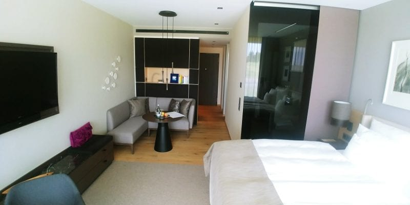 Der Öschberghof hotel room