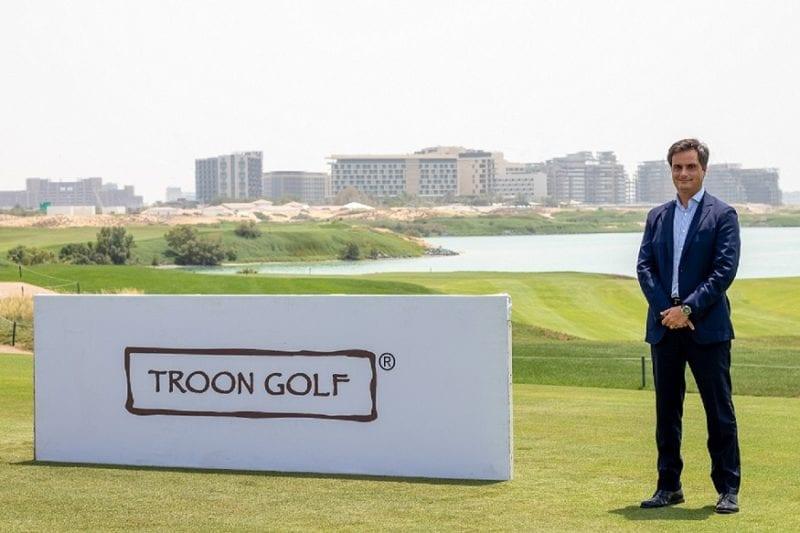 Troon's International Division Francisco de Lancastre David golf club management