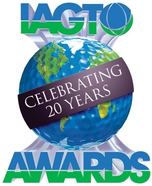 20th IAGTO Awards logo