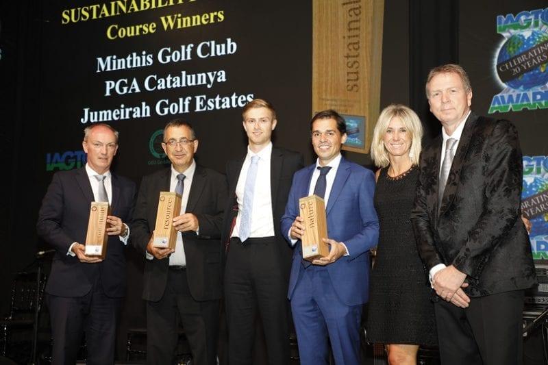 IAGTO Awards -Sustainability-Award-Winners
