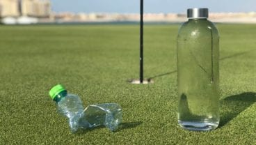 Al Hamra Golf Club - Plastic Free