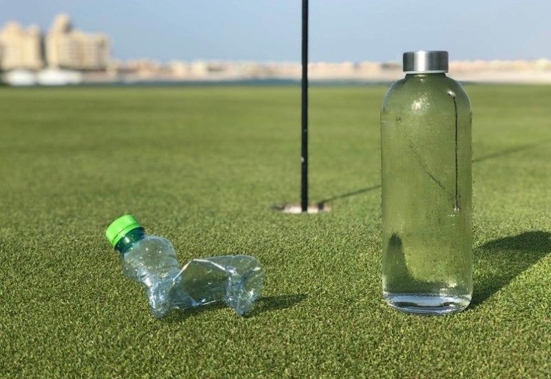 Al Hamra Golf Club - Plastic Free