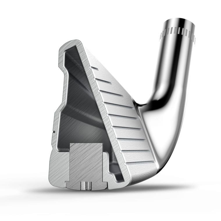 Wilson Staff Model Utility Irons-Cross-Section