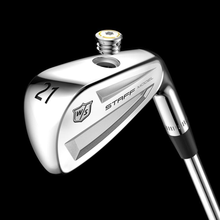 Wilson Staff Model Utility Irons-Exploded