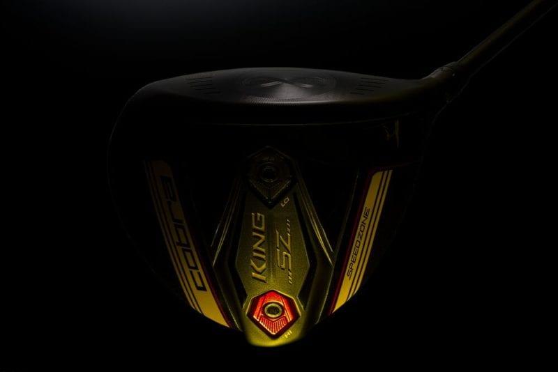 Cobra Golf SpeedZone driver artistic view