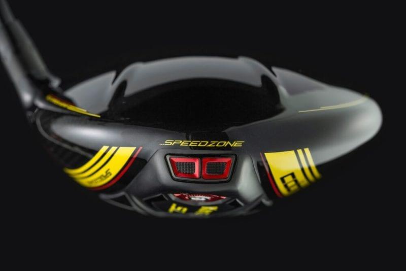 Cobra Golf SpeedZone driver view of the back