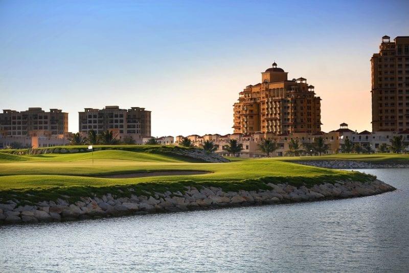 Al Hamra Golf Club 10th Hole