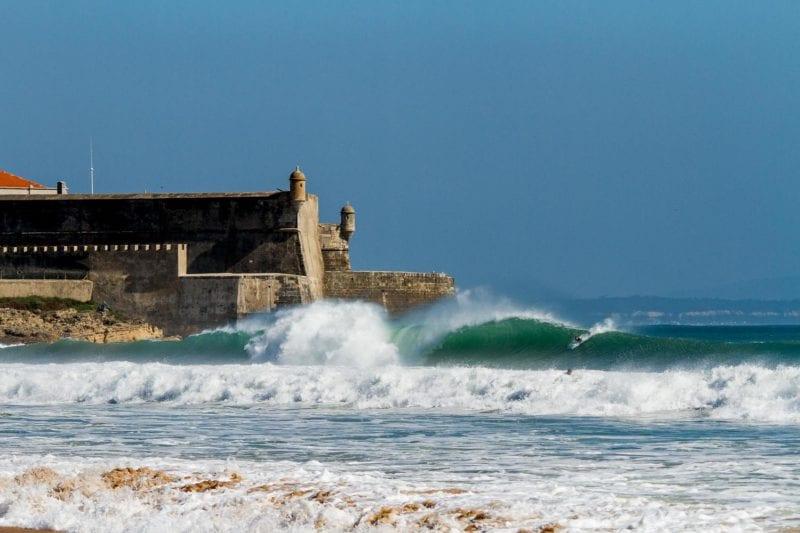 Surfing in Portugal golf escape