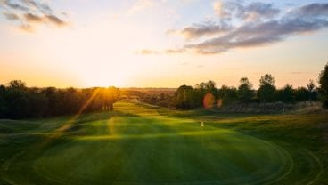 Enjoy high-quality offerings on and off the course at The Shire London