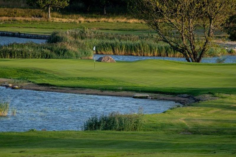 Ålands Golfklubb Hole 16 par 4