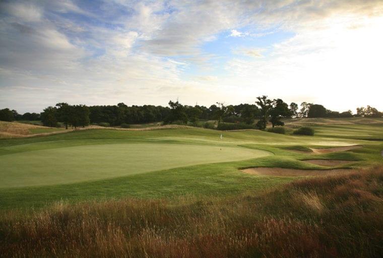 13th Hole 426yds Par 4 Chart Hills Golf Club