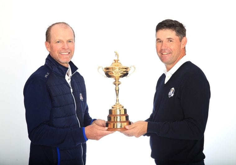 Ryder Cup 2020 captains