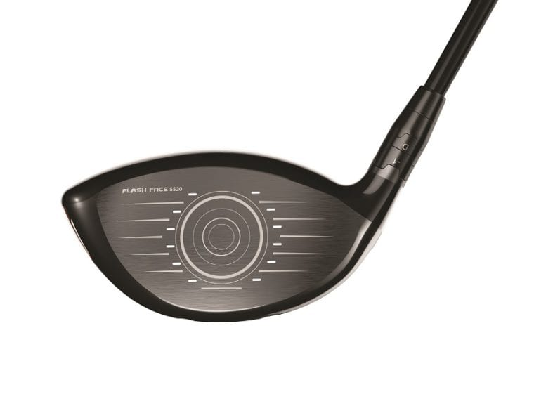 Callaway Golf Mavrik Dirver standard face 2020 model