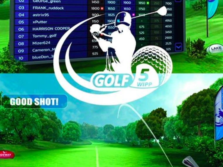 Callaway Golf VR industry AAA Games Studio