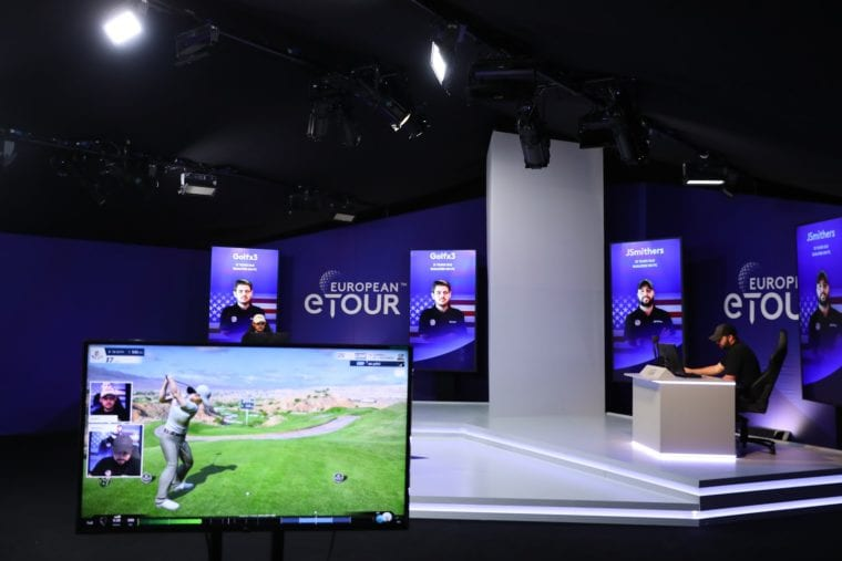 European eTour 2020 esports VR industry