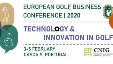 European Golf Business Conference 2020 in Cascais Portugal