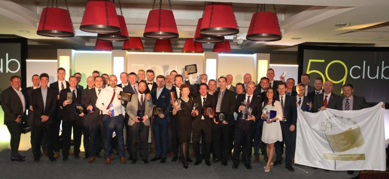 59club Eurpean Service Excellence Awards 2019