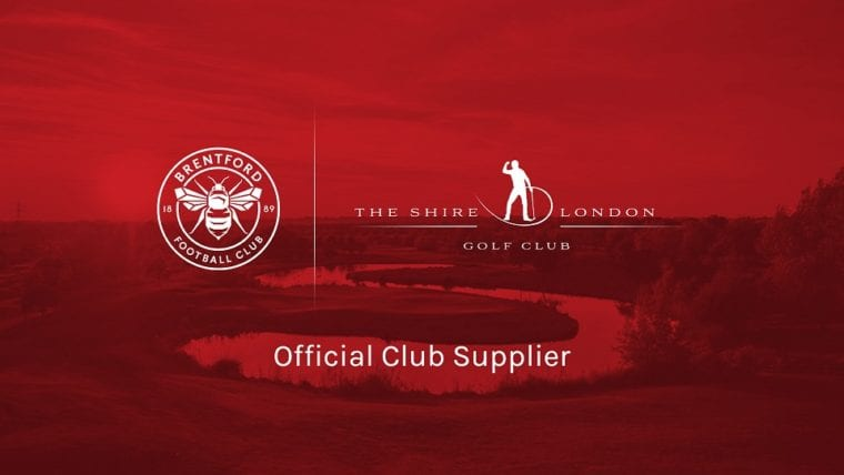 Brentford Football Club Partnership with The Shire London