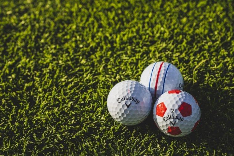 Callaway Chrome Soft golf ball 2020 Family Lifestyle