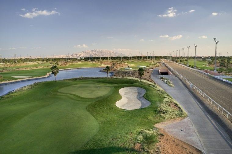 Faldo Series 2020 Europe Grand Final venue Al Ain Equestrian Shooting Golf Club
