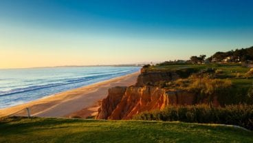 Vale do Lobo Resort beach golf destination