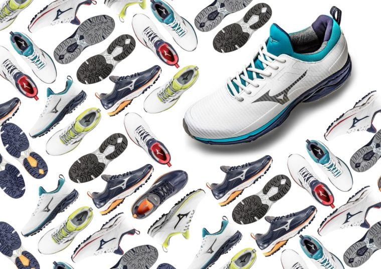 Mizuno Spring Summer 2020 golf shoes offers