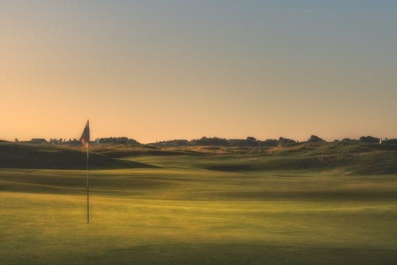 9th Hole at Royal St George's Golf Club
