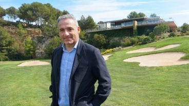 Agustin Garcia - New Chief Business DIrector Lumine Golf & Beach Club