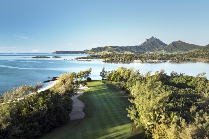 Ile aux Cerf Golf Club, Mauritius.