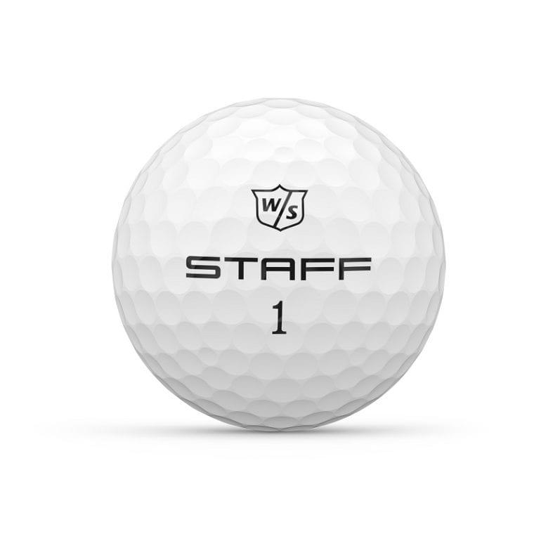 Wilson Staff Model golf balls example