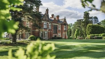 Rockliffe Hall interview with Jason Adams MD