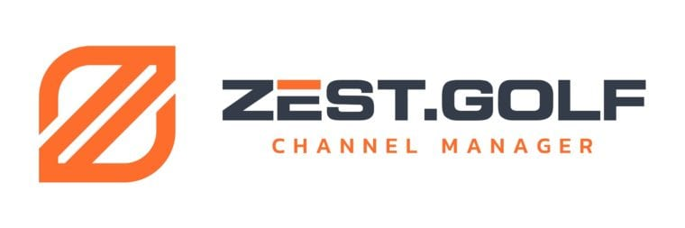 Zest Golf Channel Manager logo B2B tee time sales