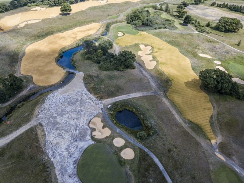 Chart Hills Golf Club-Aerial-Work-02