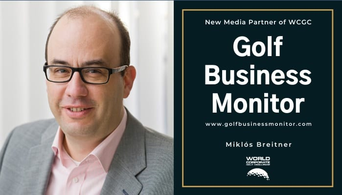 Golf Business Monitor and World Corporate Golf Challenge media partnership in 2020