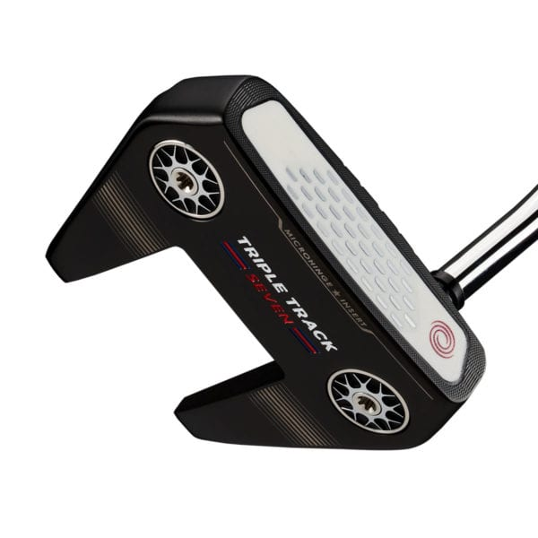 Odyssey Triple Track Putters -SEVEN-DOUBLE-BEND-SOLE-600x600