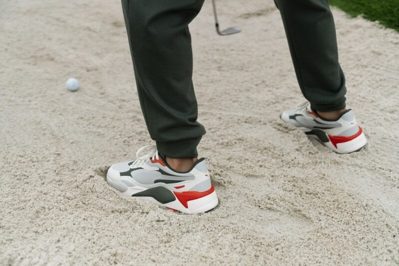 PUMA Golf RS-G golf shoes and RickieFowler-Look