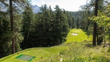 Kulm Golf Kulm Hotel St Moritz 5