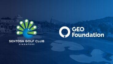 Sentosa Golf Club announces partnership with GEO Foundation