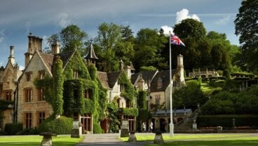 The Manor House Hotel Grounds and Gardens
