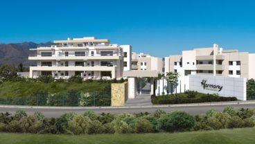 Harmony apartments at La Cala Resort