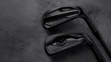 Titleist T-Series Black T100S and T200