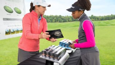 Titleist virtual golf ball fitting consultations demo day