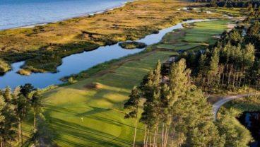 Pärnu Bay Golf Links 17th hole