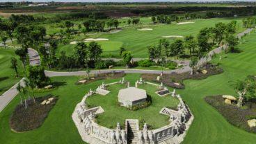 Vattanac Golf Resort West golf course the terrace of hte elephants