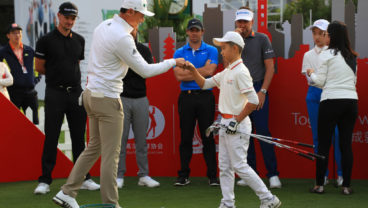 WGC HSBC Champions - Previews Day One - Photo by Getty Images