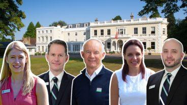 Burhill Group staff development Clubhouse