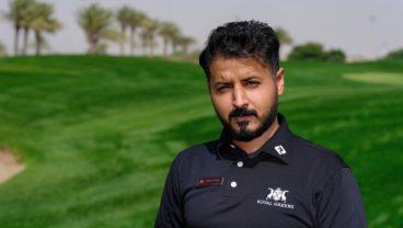 Hisham Abdullah Al Harbi Golf Saudi Social Agenda