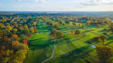 Kenwood Country Club golf course renovation