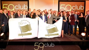 Who are 59club's 11th Annual Award nominees