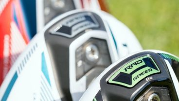 Cobra Golf RADSPEED driver in 4 colors Majors Collection Season Opener